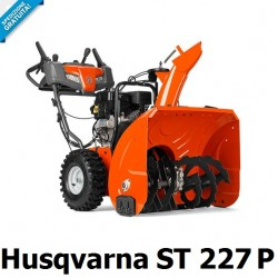 Spazzaneve Husqvarna ST 227 P