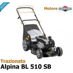 Rasaerba Alpina BL 510 SB