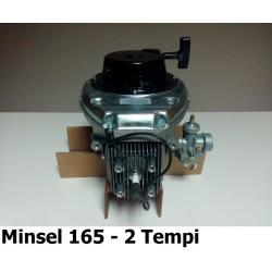 Motore Minsel 165 - 2 Tempi