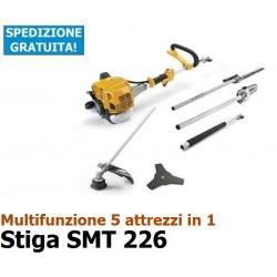Stiga SMT 226 - Multifunzione