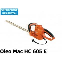 Tagliasiepi Oleo Mac HC 605 E