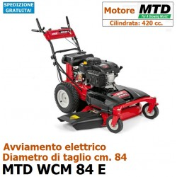 Trinciaerba MTD WCM 84 E