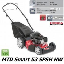 Rasaerba MTD Smart 53 SPSH HW